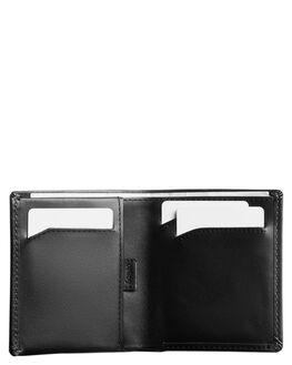 BLACK MENS ACCESSORIES BELLROY WALLETS - WNSCBLK