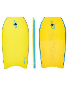 YELLOW SURF BODYBOARDS HYDRO BOARDS - 36009YEL