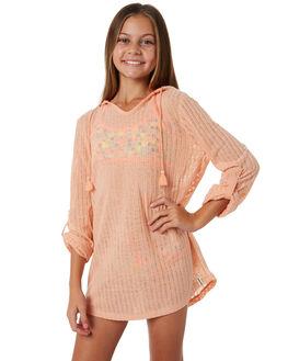 PEACH PARFAIT KIDS GIRLS BILLABONG DRESSES - 5571151PCH