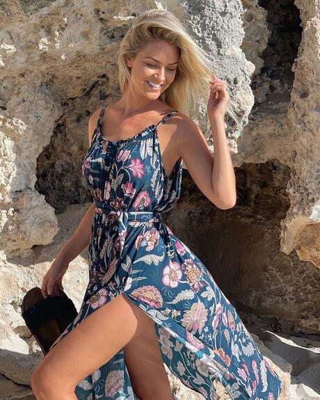 SAPPHIRE WOMENS CLOTHING TIGERLILY DRESSES - T615415S04SAP