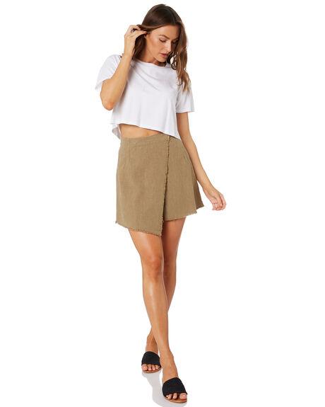 PRAIRIE WOMENS CLOTHING RUSTY SKIRTS - SKL0459PRA