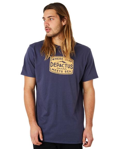 INK MENS CLOTHING DEPACTUS TEES - D5184007INK