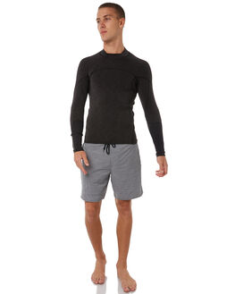 BLACK HEATHER BOARDSPORTS SURF HURLEY MENS - 890929032