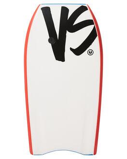 DARK BLUE WHITE BOARDSPORTS SURF VS BODYBOARDS BOARDS - V19INFERNO38DBDBLUW