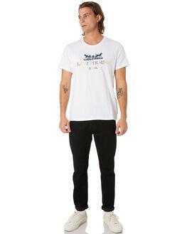 WHITE MENS CLOTHING LEVI'S TEES - 22495-0054WHT