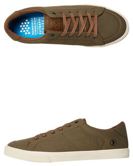 ARMY OUTLET MENS KUSTOM SNEAKERS - 4981117NARMY
