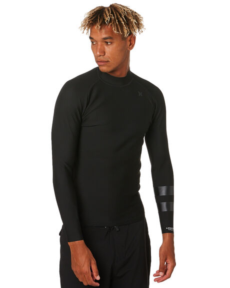 BLACK BOARDSPORTS SURF HURLEY MENS - CJ6772010