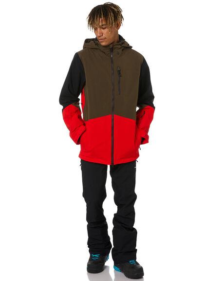 RED BOARDSPORTS SNOW VOLCOM MENS - G0652102RED
