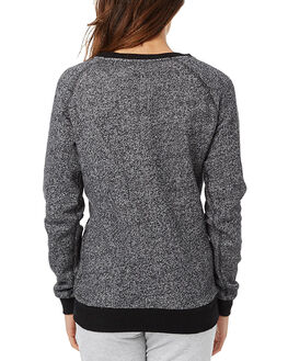 BLACK WOMENS CLOTHING RIP CURL JUMPERS - GFEEN10090