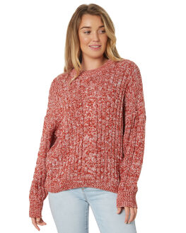 CARAMEL WOMENS CLOTHING THE HIDDEN WAY KNITS + CARDIGANS - H8189147CRMEL