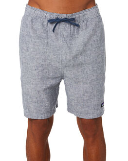 CHAMBRAY NEO NAVY MENS CLOTHING PATAGONIA SHORTS - 58056CHNN