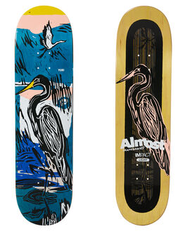 FACCHINI BOARDSPORTS SKATE ALMOST DECKS - 100231141FAC
