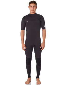 BLACK BOARDSPORTS SURF NCHE WETSUITS MENS - SU1819SSFULL03BLK