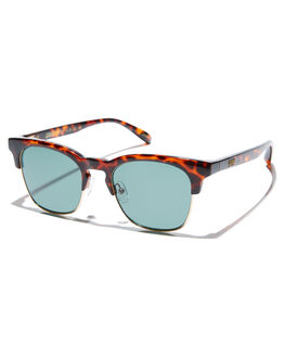 POLISHED TORT MENS ACCESSORIES LOCAL SUPPLY SUNGLASSES - TOWERTLP2