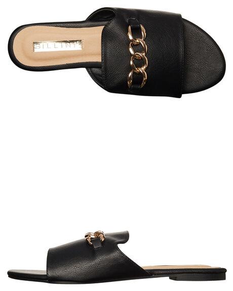 BLACK WOMENS FOOTWEAR BILLINI FASHION SANDALS - S501BLK