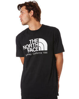 TNF BLACK MENS CLOTHING THE NORTH FACE TEES - NF0A3X68JK3