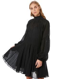 BLACK WOMENS CLOTHING MLM LABEL DRESSES - MLM426BBLK