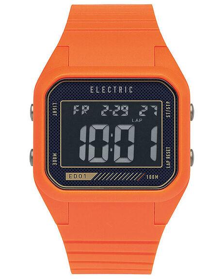 ORANGE BLAST MENS ACCESSORIES ELECTRIC WATCHES - EW0110030019