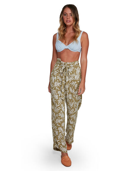 CEDAR WOMENS CLOTHING BILLABONG PANTS - BB-6504440-CE1