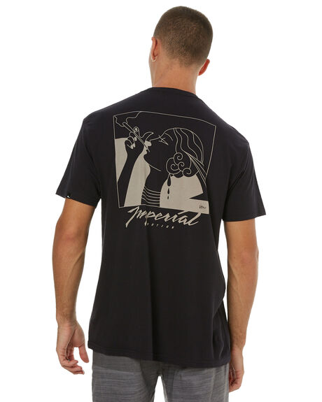 NAVY MENS CLOTHING IMPERIAL MOTION TEES - 201701002010NAVY