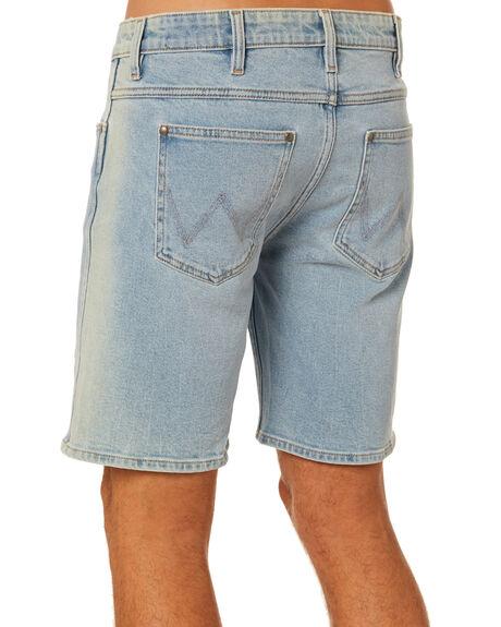 UNSUNG MENS CLOTHING WRANGLER SHORTS - W-901918-PE7