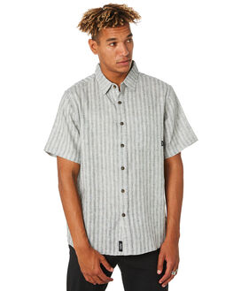 TAN MENS CLOTHING THRILLS SHIRTS - TH9-207CTAN