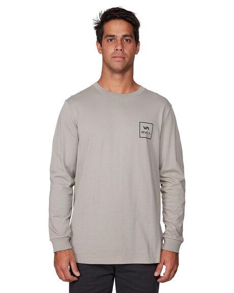 OVERCAST MENS CLOTHING RVCA TEES - RV-R107091-OVC