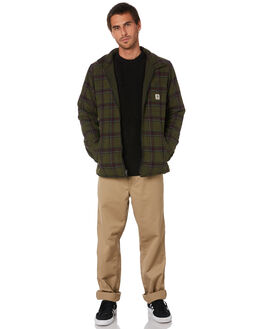 JUNGLE MENS CLOTHING INDEPENDENT JACKETS - IN-MJA0333JUNG