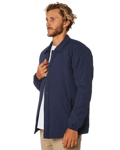 NAVY MENS CLOTHING RIP CURL JACKETS - CJKND90049
