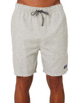 CHAMBRAY FEATHR GREY MENS CLOTHING PATAGONIA SHORTS - 58056CHFG
