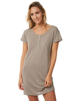 GREY WOMENS CLOTHING TEE INK DRESSES - CAST008AGRY
