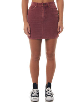 SYRAH WOMENS CLOTHING AFENDS SKIRTS - 52-03-052SYR