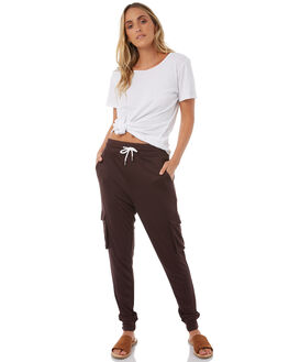 BLACK WOMENS CLOTHING SWELL PANTS - S8171191BLACK