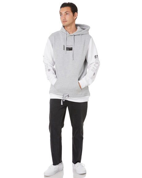 GREY MARLE MENS CLOTHING ST GOLIATH JUMPERS - 4351063GRM