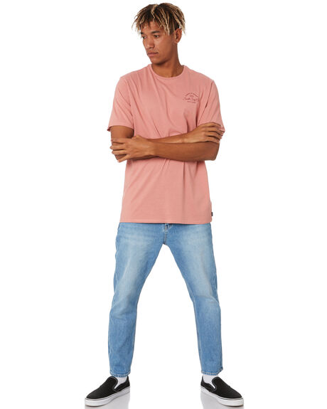 PEACH CORAL MENS CLOTHING SWELL TEES - S5211003PCHCL
