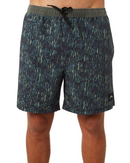 DARK ARMY MENS CLOTHING RUSTY BOARDSHORTS - BSM1255DKA
