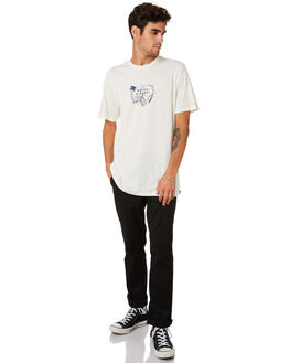 PAINT WHITE MENS CLOTHING VOLCOM TEES - A5001977PNT