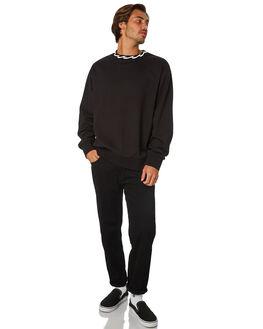 BLACK MENS CLOTHING BILLABONG JUMPERS - 9595194MBLK