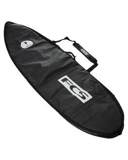BLACK GREY BOARDSPORTS SURF FCS BOARDCOVERS - BT1-063-AP-BGYBLKGR