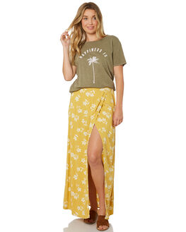 CITRUS WOMENS CLOTHING BILLABONG SKIRTS - 6595521C23