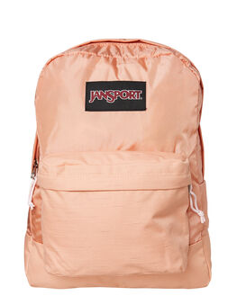MUTED CLAY WOMENS ACCESSORIES JANSPORT BAGS + BACKPACKS - JST60G-JS47KCLY