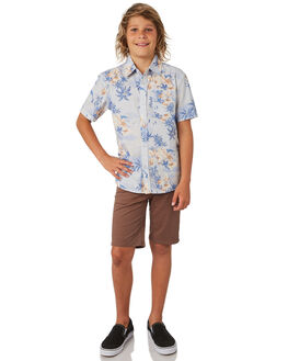 FLORAL KIDS BOYS SWELL TOPS - S3182167FLRAL