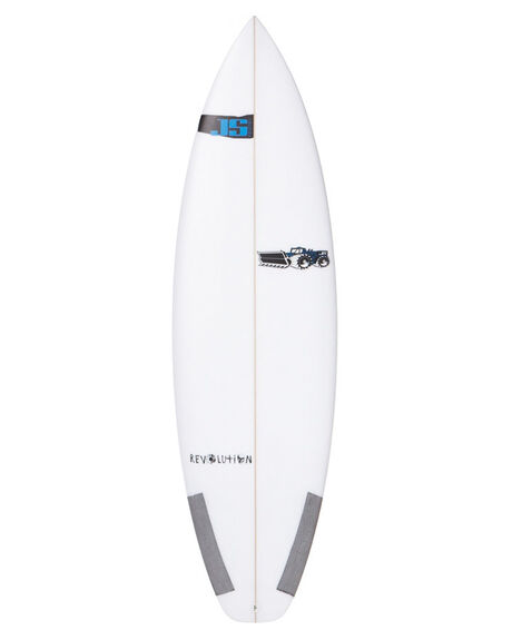CLEAR BOARDSPORTS SURF JS INDUSTRIES PERFORMANCE - JSREVOCUST