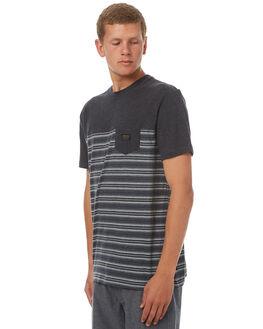 NAVY BLAZER FULLTIDE MENS CLOTHING QUIKSILVER TEES - EQYKT03595BYJ3