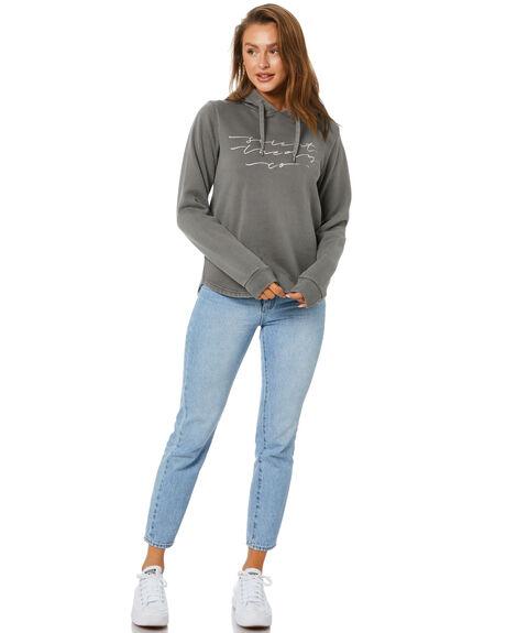 COAL WOMENS CLOTHING SILENT THEORY HOODIES + SWEATS - 6074010COAL