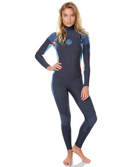 DENIM BLUE SURF WETSUITS RIP CURL STEAMERS - WSM6KS4983