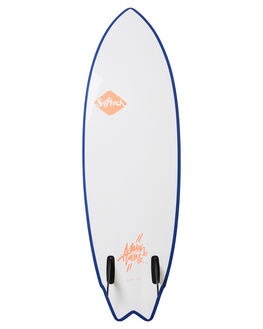 NEO RED WHITE BOARDSPORTS SURF SOFTECH SOFTBOARDS - MHTII-RWH-056NRW