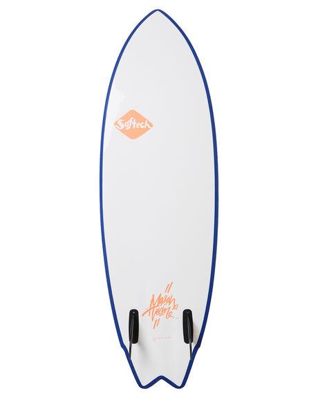 NEO RED WHITE BOARDSPORTS SURF SOFTECH SOFTBOARDS - MHTII-RWH-056NRW