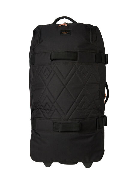 BLACK WOMENS ACCESSORIES RIP CURL BAGS + BACKPACKS - LTRHM10090