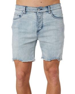WEATHERED BLONDE MENS CLOTHING ZANEROBE SHORTS - 619-METWBLON